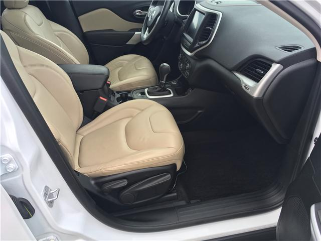 2018 Jeep Cherokee Limited (Stk: 18-14239RMB) in Barrie - Image 19 of 29