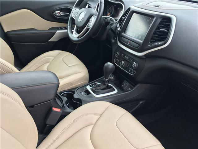 2018 Jeep Cherokee Limited (Stk: 18-14239RMB) in Barrie - Image 20 of 29
