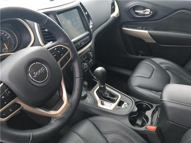 2018 Jeep Cherokee Limited (Stk: 18-31811MB) in Barrie - Image 14 of 30