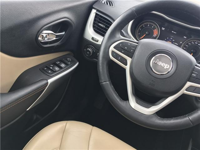 2018 Jeep Cherokee Limited (Stk: 18-14239RMB) in Barrie - Image 22 of 29