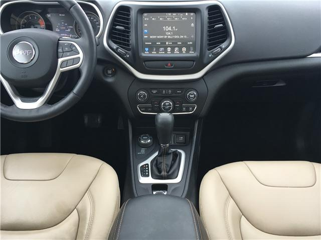 2018 Jeep Cherokee Limited (Stk: 18-14239RMB) in Barrie - Image 24 of 29