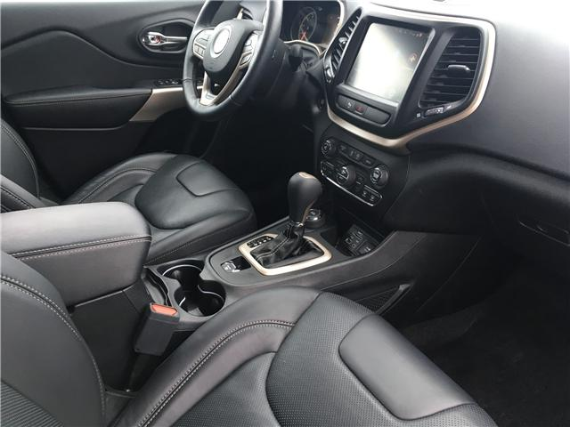 2018 Jeep Cherokee Limited (Stk: 18-31811MB) in Barrie - Image 20 of 30
