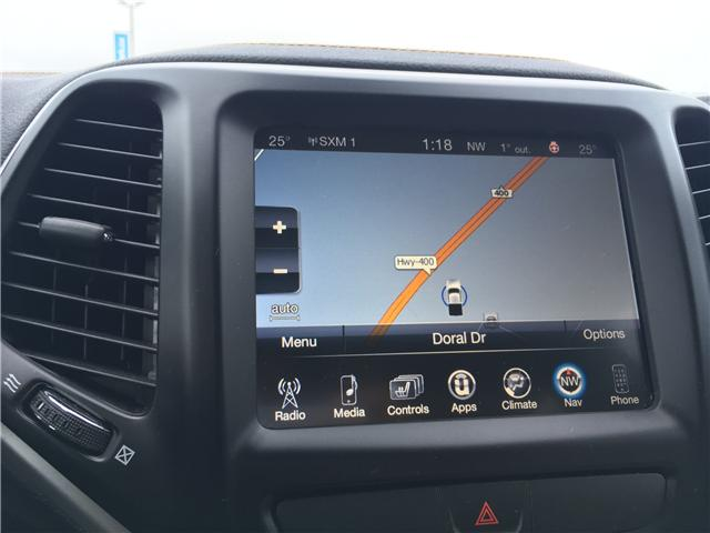 2018 Jeep Cherokee Limited (Stk: 18-14239RMB) in Barrie - Image 28 of 29