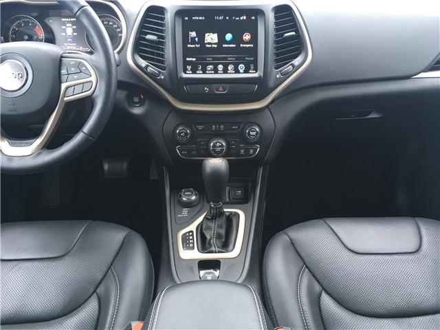 2018 Jeep Cherokee Limited (Stk: 18-31811MB) in Barrie - Image 24 of 30