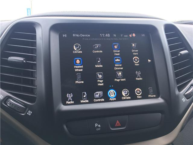2018 Jeep Cherokee Limited (Stk: 18-31811MB) in Barrie - Image 28 of 30