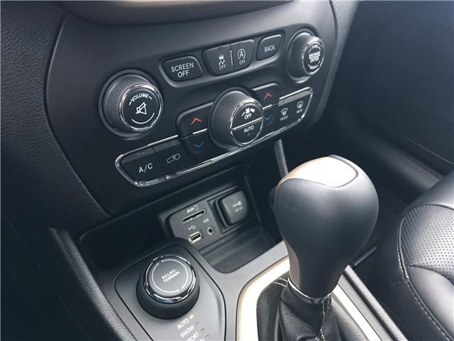 2018 Jeep Cherokee Limited (Stk: 18-31811MB) in Barrie - Image 25 of 30