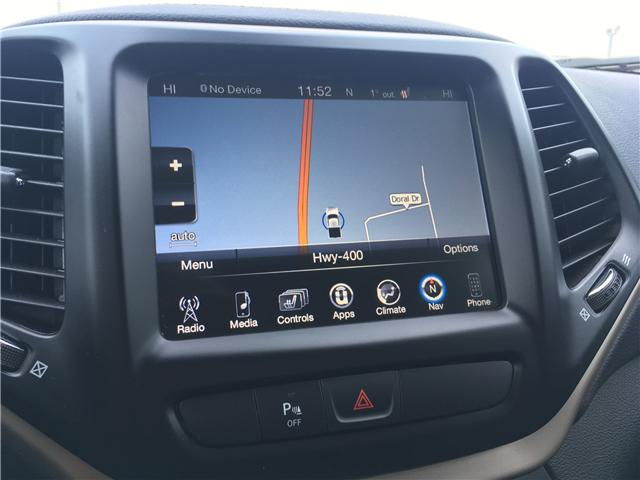 2018 Jeep Cherokee Limited (Stk: 18-31811MB) in Barrie - Image 29 of 30