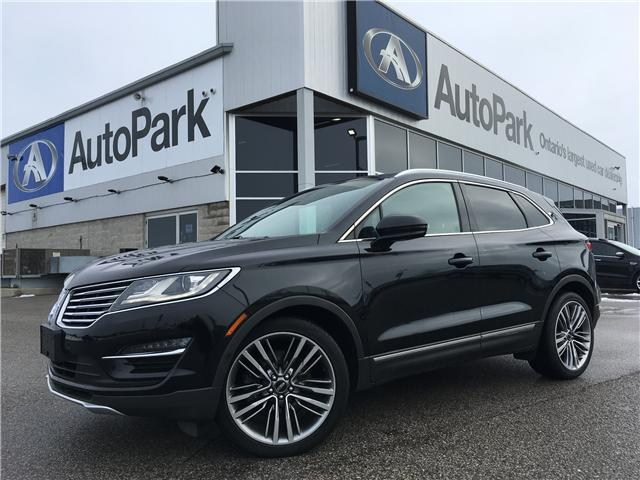 2015 Lincoln MKC Base (Stk: 15-08248MB) in Barrie - Image 1 of 30