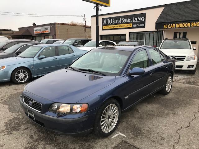 2001 Volvo S60 2.4T (Stk: 6968) in Etobicoke - Image 1 of 13