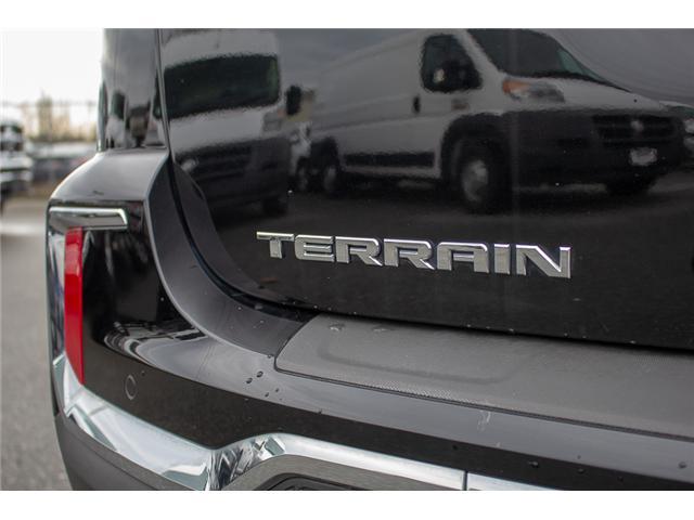 2017 GMC Terrain SLT (Stk: J326666A) in Surrey - Image 7 of 24