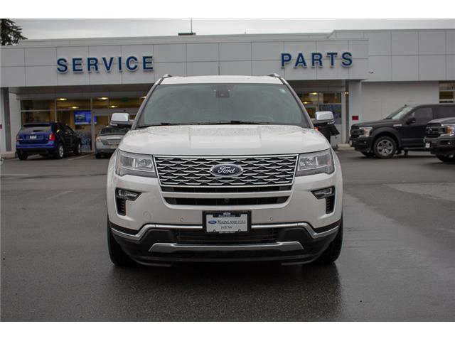 2019 Ford Explorer Platinum (Stk: 9EX4498) in Vancouver - Image 2 of 29