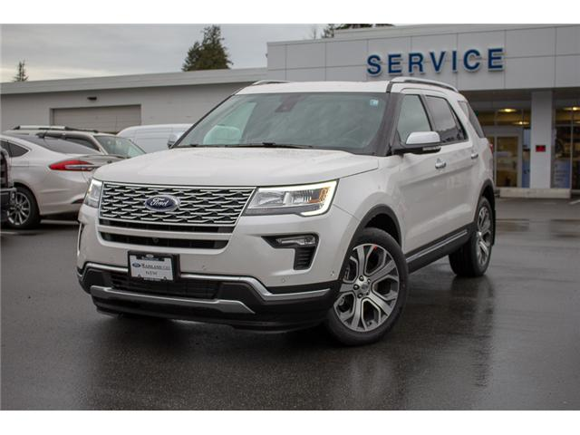 2019 Ford Explorer Platinum (Stk: 9EX4498) in Surrey - Image 3 of 29