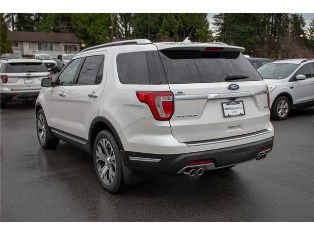 2019 Ford Explorer Platinum (Stk: 9EX4498) in Surrey - Image 5 of 29