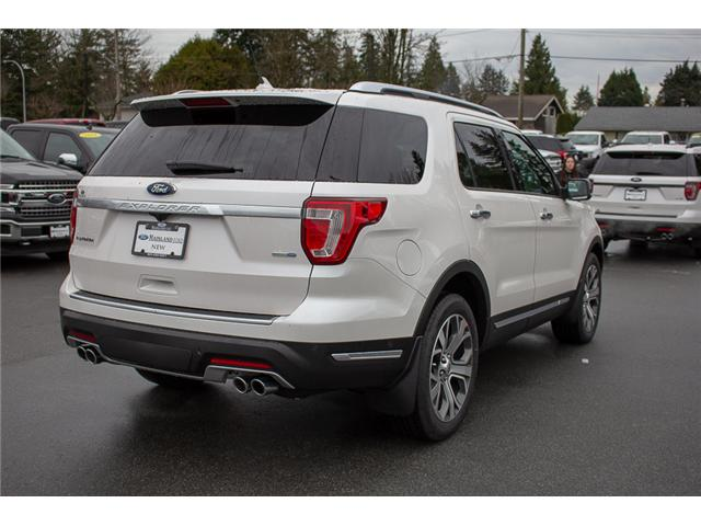 2019 Ford Explorer Platinum (Stk: 9EX4498) in Surrey - Image 7 of 29