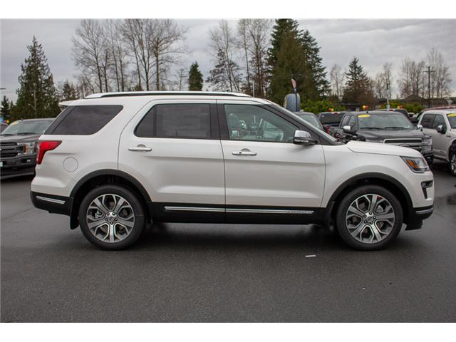 2019 Ford Explorer Platinum (Stk: 9EX4498) in Surrey - Image 8 of 29