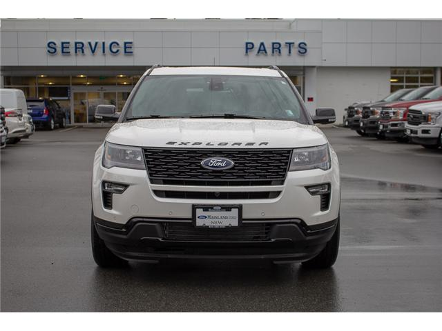 2019 Ford Explorer Platinum (Stk: 9EX4524) in Surrey - Image 2 of 30