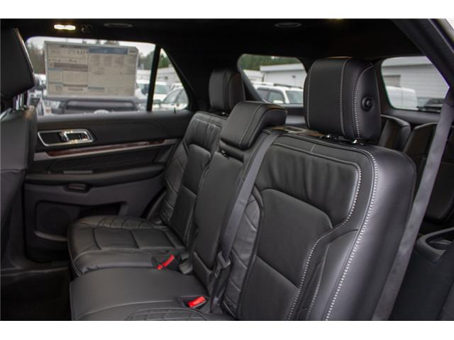 2019 Ford Explorer Platinum (Stk: 9EX4498) in Surrey - Image 11 of 29