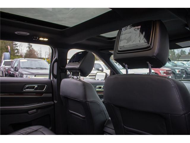 2019 Ford Explorer Platinum (Stk: 9EX4498) in Surrey - Image 16 of 29