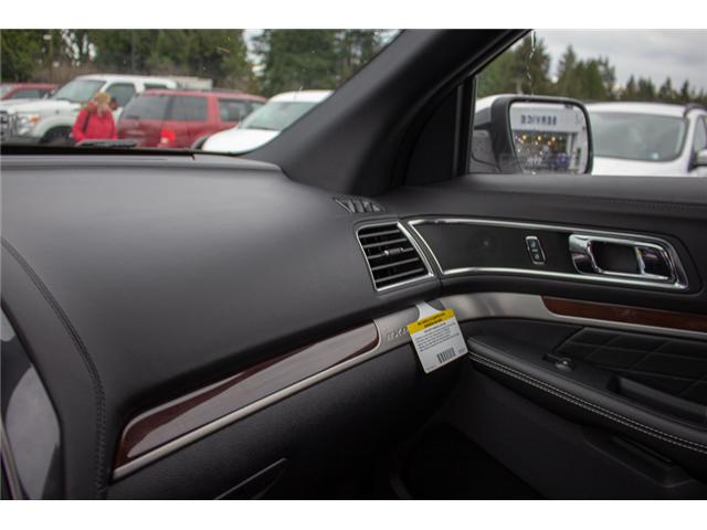 2019 Ford Explorer Platinum (Stk: 9EX4498) in Surrey - Image 28 of 29