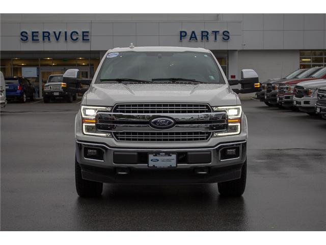 2018 Ford F-150 Lariat (Stk: P6095) in Surrey - Image 2 of 30