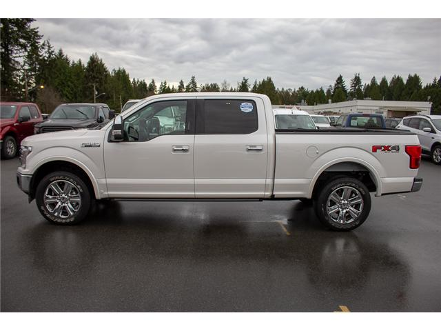 2018 Ford F-150 Lariat (Stk: P6095) in Surrey - Image 4 of 30