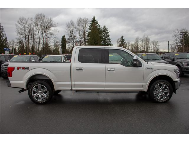 2018 Ford F-150 Lariat (Stk: P6095) in Surrey - Image 8 of 30
