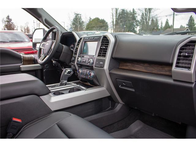 2018 Ford F-150 Lariat (Stk: P6095) in Surrey - Image 22 of 30
