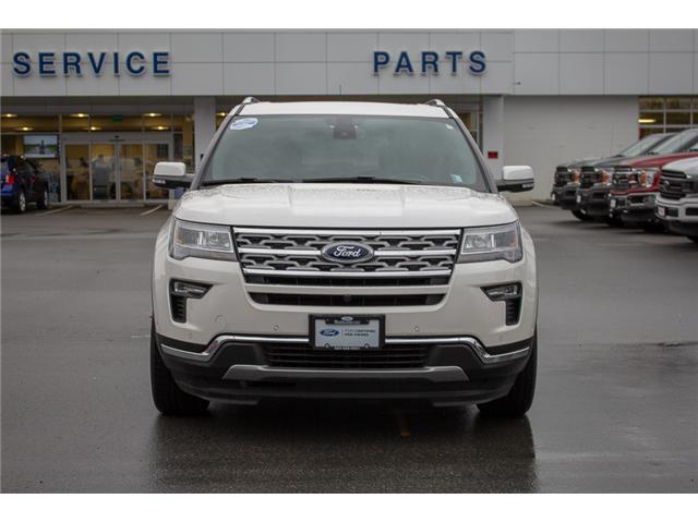 2018 Ford Explorer Limited (Stk: P7997) in Surrey - Image 2 of 29