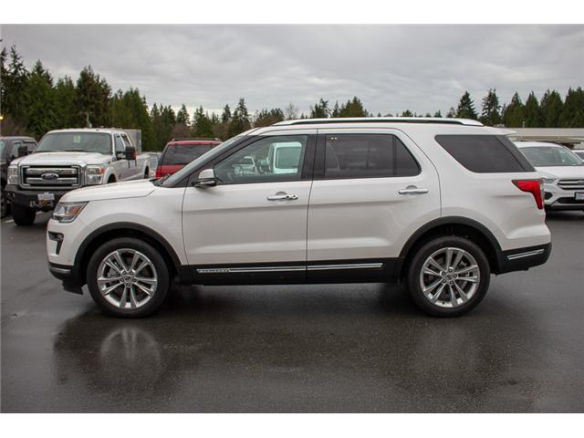 2018 Ford Explorer Limited (Stk: P7997) in Surrey - Image 4 of 29