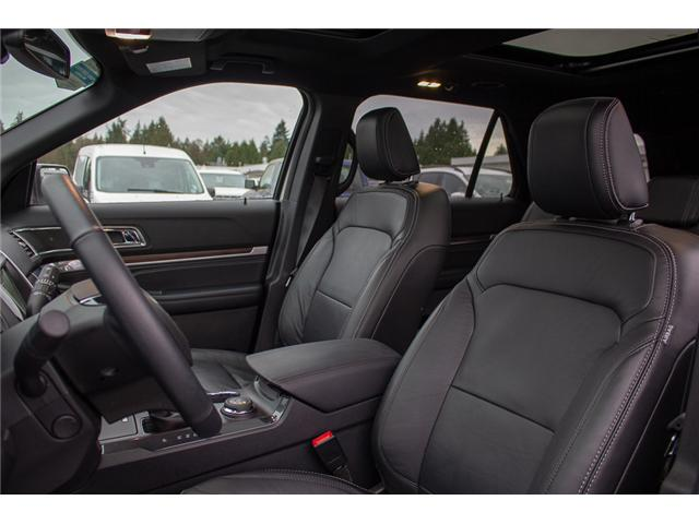 2018 Ford Explorer Limited (Stk: P7997) in Surrey - Image 12 of 29