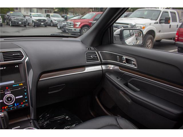 2018 Ford Explorer Limited (Stk: P7997) in Surrey - Image 16 of 29