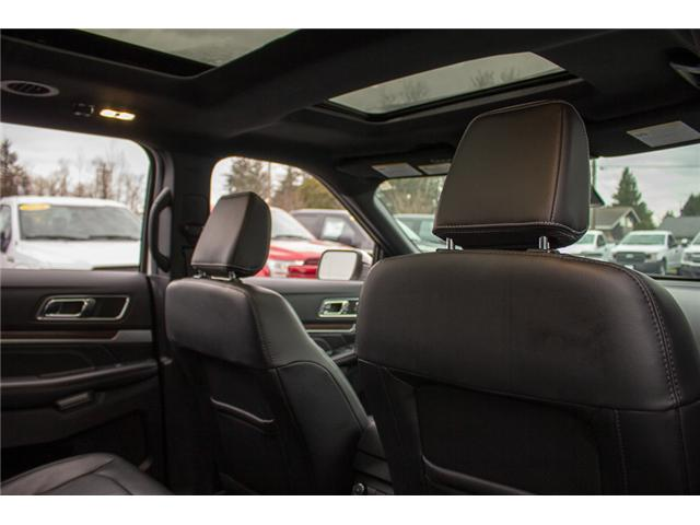 2018 Ford Explorer Limited (Stk: P7997) in Surrey - Image 17 of 29