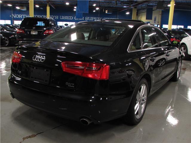 2013 Audi A6 2.0T Premium (Stk: C5164) in North York - Image 9 of 18