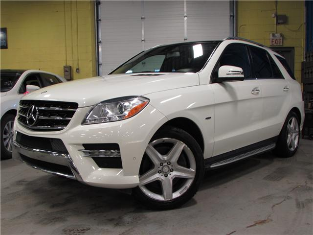 2012 Mercedes-Benz M-Class Base (Stk: C5459) in North York - Image 1 of 23