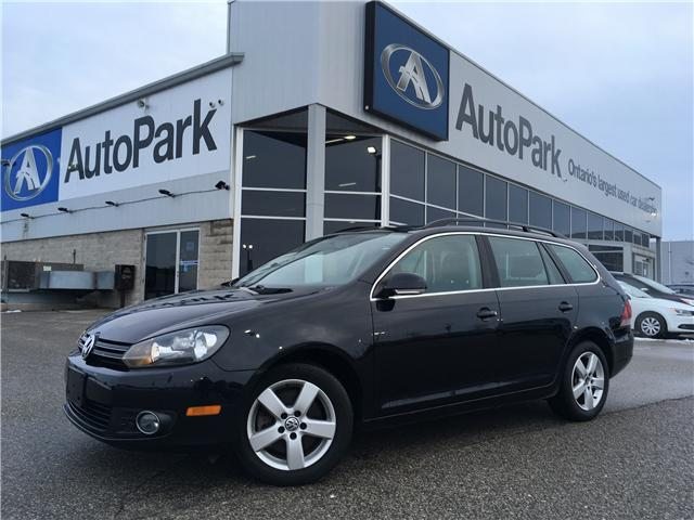 2013 Volkswagen Golf 2.0 TDI Comfortline (Stk: 13-73836) in Barrie - Image 1 of 25