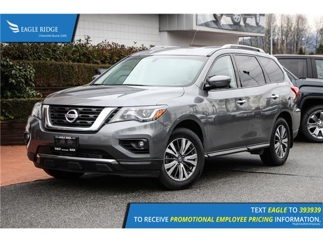 2018 Nissan Pathfinder SV Tech (Stk: 189187) in Coquitlam - Image 1 of 18
