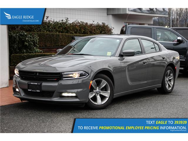 2017 Dodge Charger SXT (Stk: 179079) in Coquitlam - Image 1 of 15