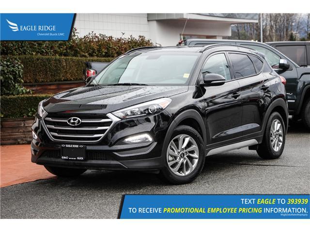 2018 Hyundai Tucson SE 2.0L (Stk: 189337) in Coquitlam - Image 1 of 17