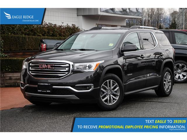 2018 GMC Acadia SLE-2 (Stk: 189415) in Coquitlam - Image 1 of 17