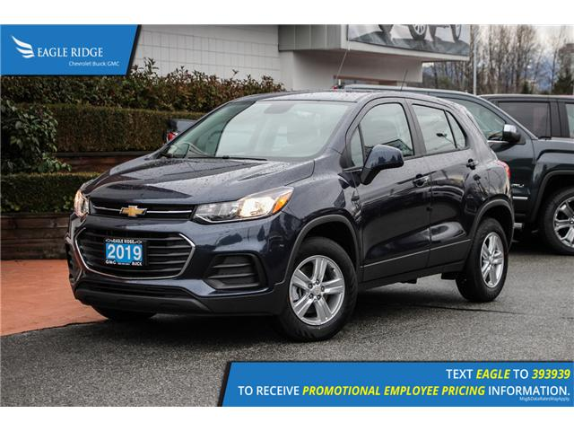 2019 Chevrolet Trax LS (Stk: 94503A) in Coquitlam - Image 1 of 16