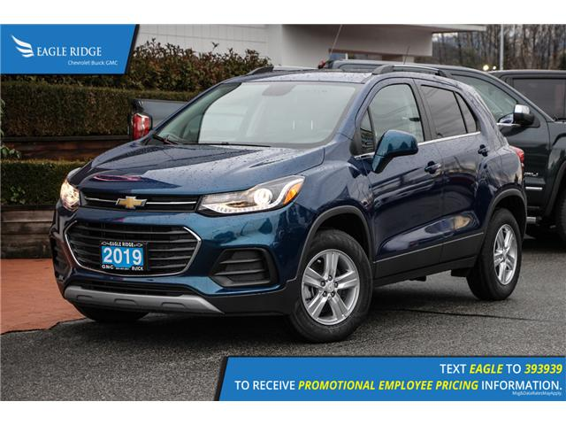 2019 Chevrolet Trax LT (Stk: 95401A) in Coquitlam - Image 1 of 17