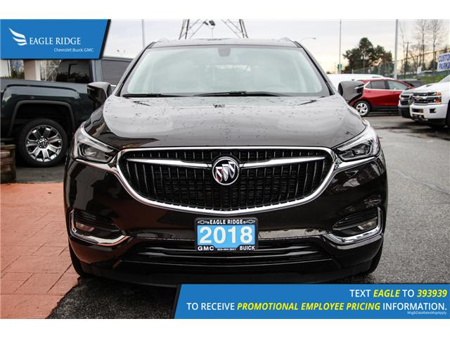 2018 Buick Enclave Essence (Stk: 87900A) in Coquitlam - Image 2 of 16
