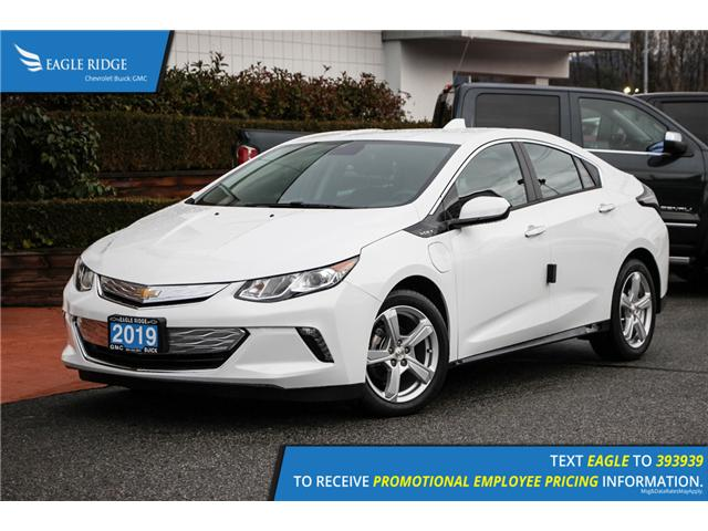 2019 Chevrolet Volt LT (Stk: 91213A) in Coquitlam - Image 1 of 16