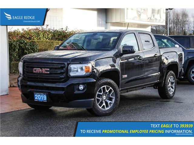 2019 GMC Canyon SLE (Stk: 98018A) in Coquitlam - Image 1 of 16