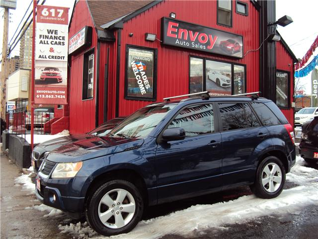 2010 Suzuki Grand Vitara JLX-L (Stk: ) in Ottawa - Image 1 of 27