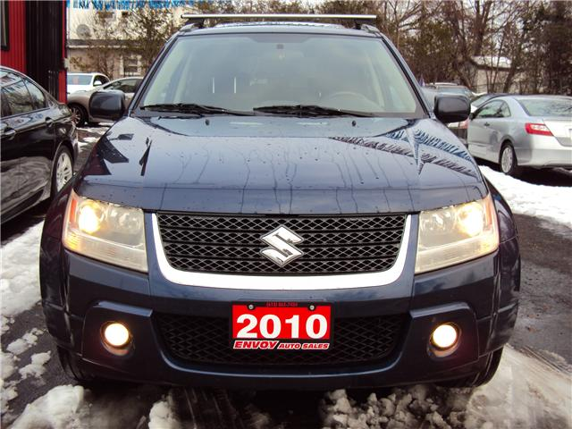 2010 Suzuki Grand Vitara JLX-L (Stk: ) in Ottawa - Image 2 of 27