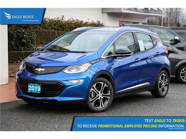2019 Chevrolet Bolt EV Premier (Stk: 92314A) in Coquitlam - Image 1 of 17