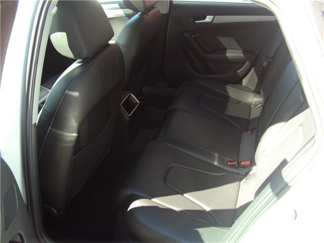 2013 Audi A4 2.0T Premium (Stk: ) in Ottawa - Image 7 of 25