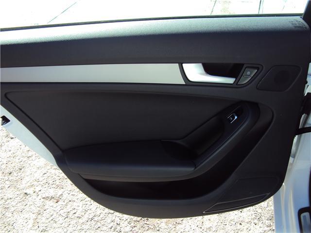2013 Audi A4 2.0T Premium (Stk: ) in Ottawa - Image 8 of 25