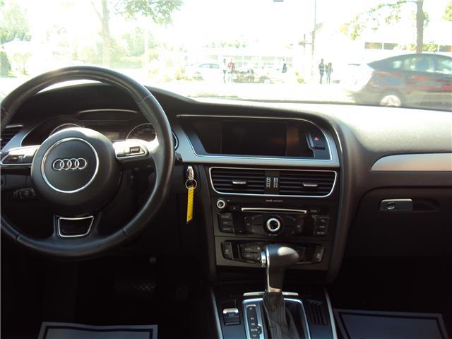 2013 Audi A4 2.0T Premium (Stk: ) in Ottawa - Image 9 of 25